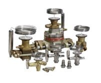 Therstatic exp valves